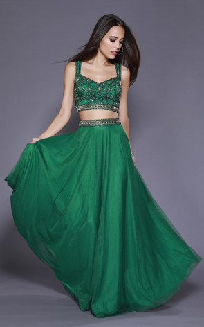 Shail K 12117 Jewel Green Front