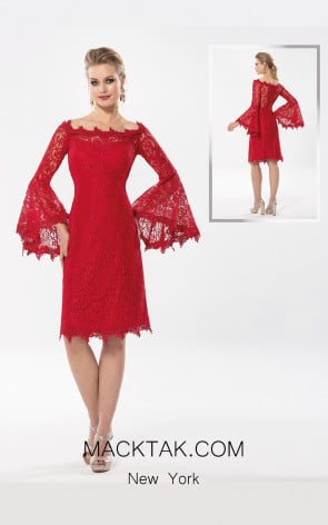So Lady 5501 Front Dress