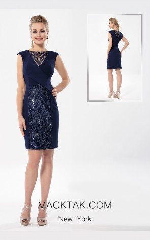 So Lady 5513 Front Dress