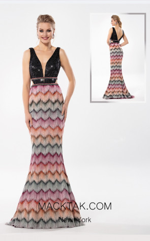 So Lady 6008 Front Dress