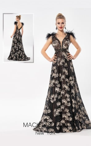 So Lady 6009 Front Dress