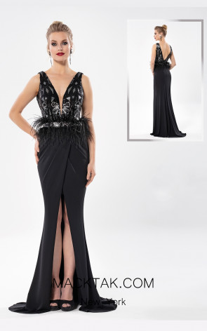 So Lady 6014 Front Dress