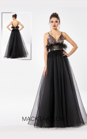 So Lady 6017 Front Dress