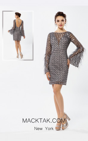 So Lady 6048 Front Dress