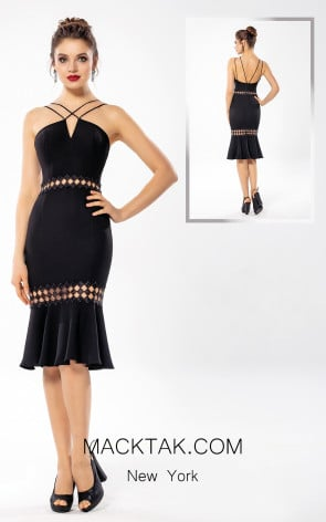So Lady 6054 Front Dress