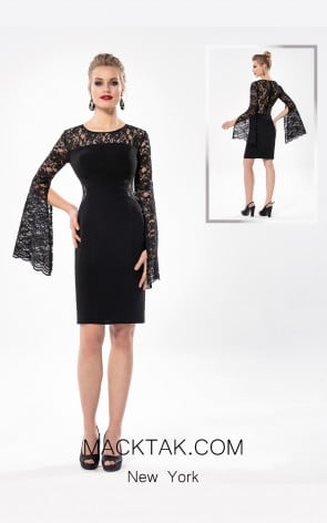 So Lady 6056 Front Dress