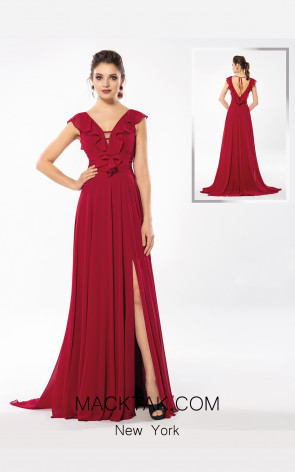 So Lady 6068 Front Dress