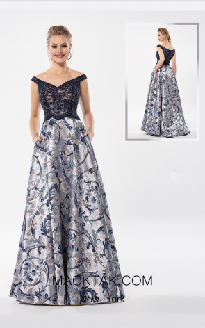 So Lady 6072 Front Dress