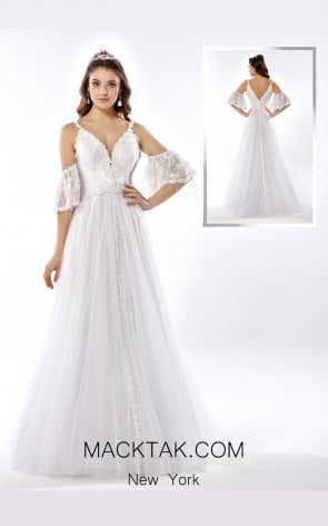 So Lady 6076 Front Dress