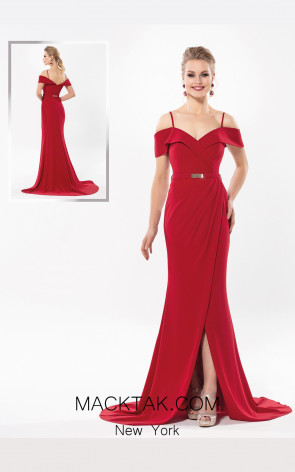 So Lady 6078 Front Dress