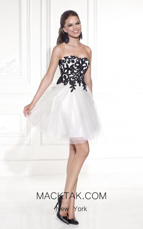 Tarik Ediz 90457 Smile Dress