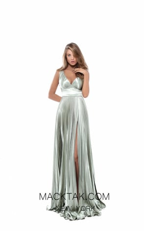 Tarik Ediz 50443 Whisper Front Prom Dress