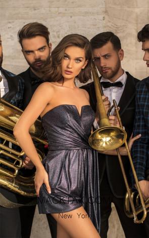 Tarik Ediz 93921 Front Evening Dress