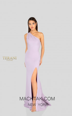 Terani 1912B9698 Bridesmaid Rose Front Dress