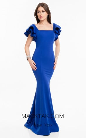 Terani 1821E7102 Royal Front Dress