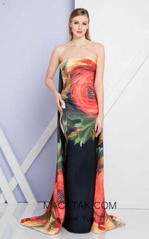 Terani 1721E4167 Front  Dress