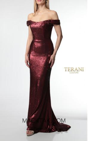 Terani coutur 1921E0124 Front Dress