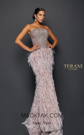Terani Couture 1911E9612 Front Dress