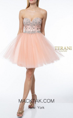 Terani Couture 1921H0321 Front Dress