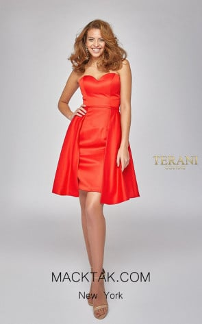 Terani Couture 1921H0325 Front Dress