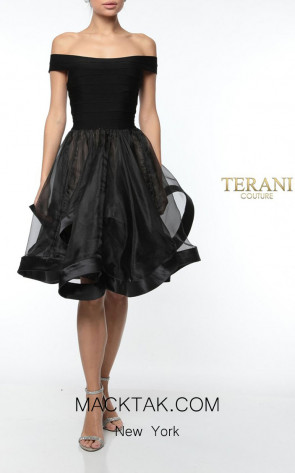 Terani Couture 1921H0328 Front Dress