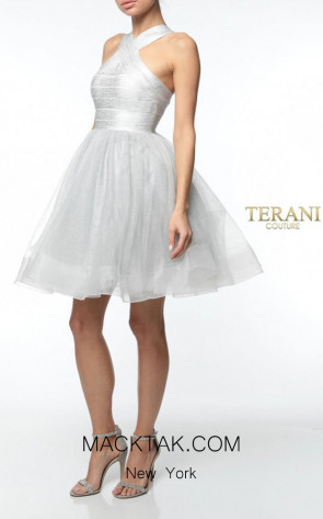 Terani Couture 1921H0330 Front Dress