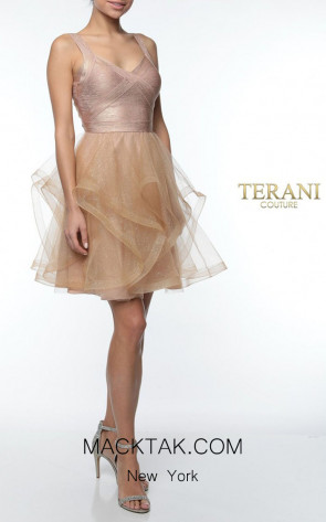 Terani Couture 1921H0331 Front Dress
