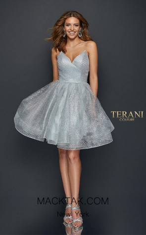 Terani Couture 1921H0334 Front Dress