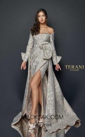 Terani Couture 1921M0735 Front Dress