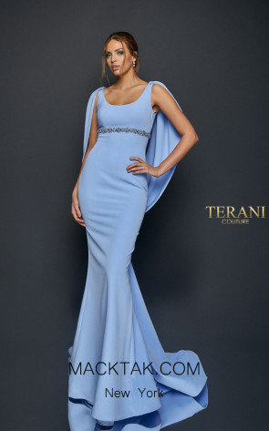 Terani Couture 1921M0738 Front Dress