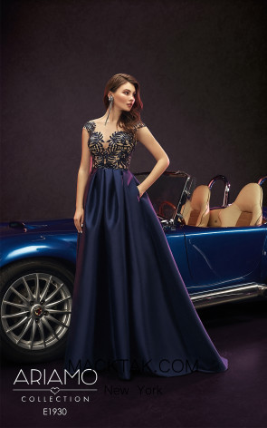 Ariamo E1930 Front Dress