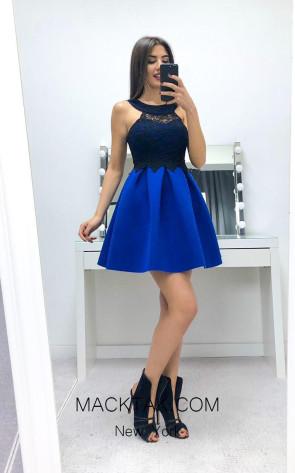 TK AS110 Blue