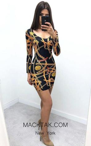 TK AS157 Front Dress