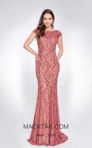 X & M Couture 49020 Front Evening Dress