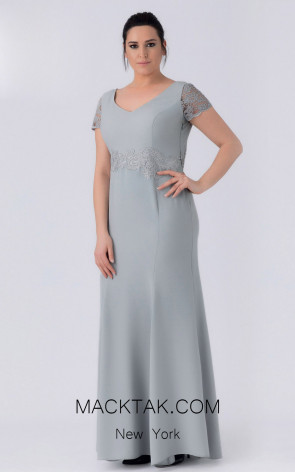 Alchera Y8229 Front Evening Dress