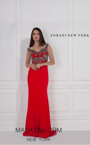 Zorani New York 4121 Red Front