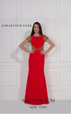 Zorani New York 4200 Red Front