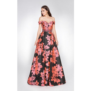 Alma Couture AC1035 Evening Dress