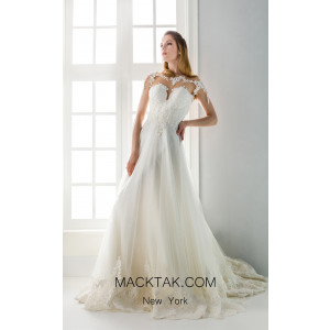 Jiouli Erato 758 Wedding Dress