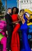 Tarik Ediz 50650 Front Dress