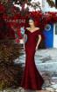 Tarik Ediz 93636 Front Dress