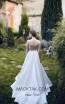 Ange Etoiles Aurora Ivory Back Bridal Dress