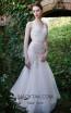 Ange Etoiles Mia Ivory Front Bridal Dress
