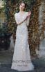 Ange Etoiles Velari Ivory Front Bridal Dress