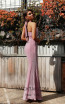 Jadore JX3014 Pink Back Dress