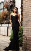 Jadore JX3032 Black Front Dress