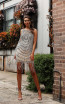 Jadore JX3036 Champagne Front Dress