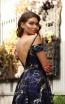 Jadore Australia JX3062 Midnight Back Dress