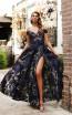 Jadore Australia JX3062 Midnight Front Dress
