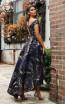 Jadore Australia JX3066 Midnight Back Dress